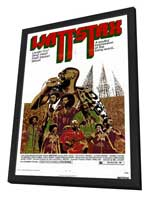 Wattstax - 27 x 40 Movie Poster - Style A - in Deluxe Wood Frame