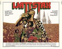 Wattstax - 27 x 40 Movie Poster