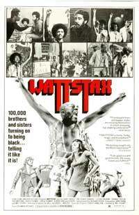 Wattstax - 11 x 17 Movie Poster - Style B