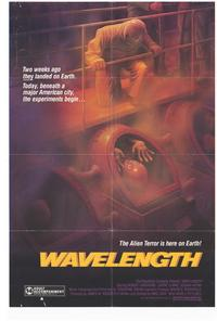 Wavelength - 11 x 17 Movie Poster - Style A
