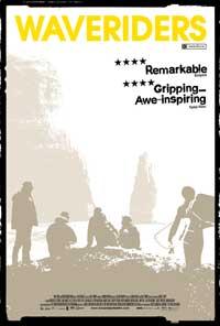 Waveriders - 30 x 40 Movie Poster UK - Style B