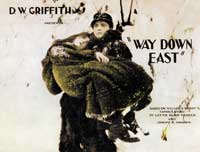 Way Down East - 11 x 17 Movie Poster - Style C