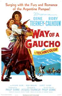 Way of a Gaucho - 27 x 40 Movie Poster - Style A