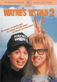 Wayne's World 2 - 11 x 17 Movie Poster - Swedish Style A