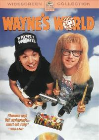 Wayne's World - 11 x 17 Movie Poster - Swedish Style A
