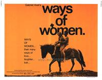 Ways of Women - 11 x 14 Movie Poster - Style A