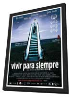 Ways to Live Forever - 27 x 40 Movie Poster - Spanish Style A - in Deluxe Wood Frame