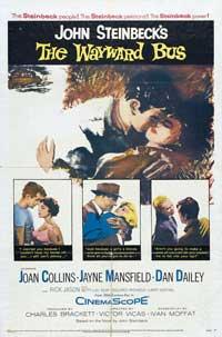Wayward Bus - 11 x 17 Movie Poster - Style A