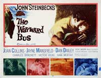 Wayward Bus - 22 x 28 Movie Poster - Half Sheet Style A