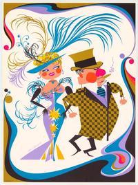 W.C. Fields & Mae West - 11 x 14 Movie Poster - Style A