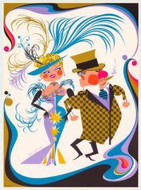 W.C. Fields & Mae West - 24 x 36 Movie Poster - Style A
