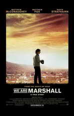 We Are Marshall - 11 x 17 Movie Poster - Style A