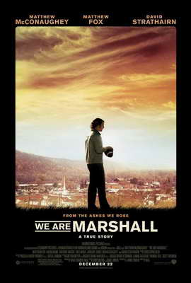 We Are Marshall - 27 x 40 Movie Poster - Style A