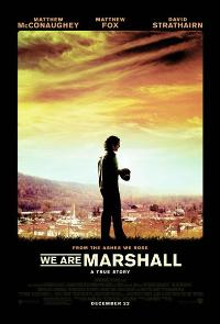 We Are Marshall - 43 x 62 Movie Poster - Bus Shelter Style A