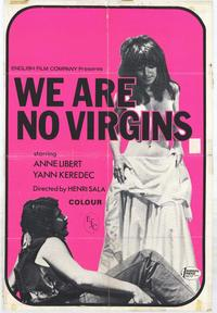 We Are No Virgins - 27 x 40 Movie Poster - Style A