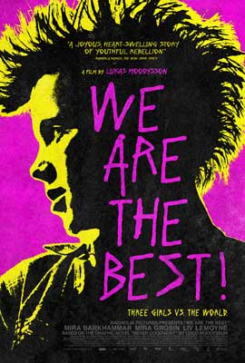 We Are the Best! - 27 x 40 Movie Poster - Style A