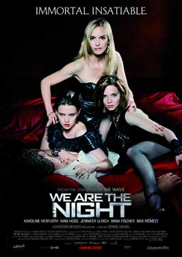 We Are the Night - 27 x 40 Movie Poster - Style A