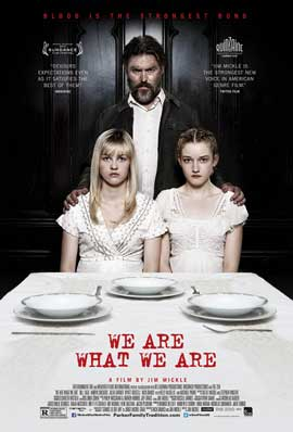 We Are What We Are - 27 x 40 Movie Poster - Style A