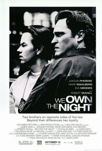 We Own the Night - 11 x 17 Movie Poster - Style A