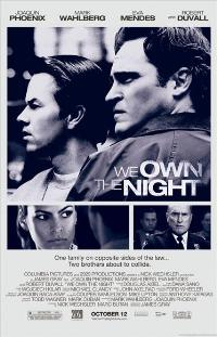 We Own the Night - 27 x 40 Movie Poster - Style D