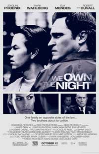We Own the Night - 43 x 62 Movie Poster - Bus Shelter Style C