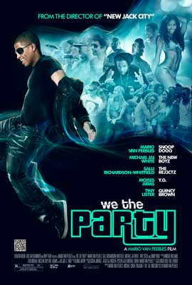 We the Party - 11 x 17 Movie Poster - Style A