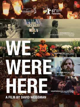 We Were Here - 27 x 40 Movie Poster - Style A