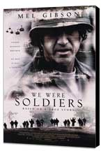 We Were Soldiers - 11 x 17 Movie Poster - Style B - Museum Wrapped Canvas