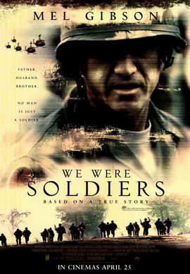 We Were Soldiers - 11 x 17 Movie Poster - Style B