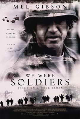 We Were Soldiers - 27 x 40 Movie Poster - Style B