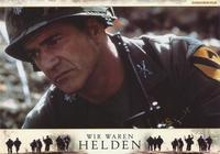 We Were Soldiers - 11 x 14 Poster German Style C