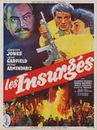 We Were Strangers - 11 x 17 Movie Poster - French Style A