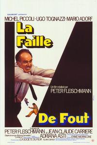 Weak Spot - 11 x 17 Movie Poster - Belgian Style A