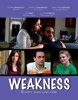 Weakness - 43 x 62 Movie Poster - Bus Shelter Style A