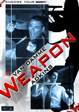 Weapon - 27 x 40 Movie Poster - Style A