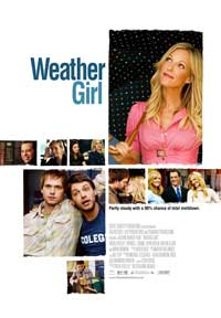 Weather Girl - 11 x 17 Movie Poster - Style A