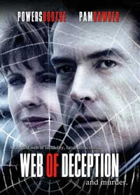 Web of Deception (TV) - 11 x 17 Movie Poster - Style A