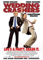 Wedding Crashers - 27 x 40 Movie Poster - Danish Style A