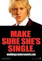 Wedding Crashers - 11 x 17 Movie Poster - Style E