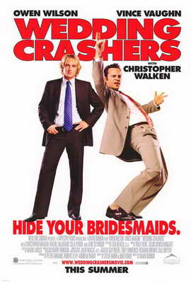 Wedding Crashers - 27 x 40 Movie Poster - Style A