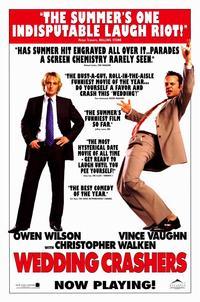 Wedding Crashers - 11 x 17 Movie Poster - Style B
