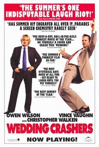 Wedding Crashers - 27 x 40 Movie Poster - Style B