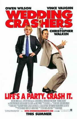 Wedding Crashers - 11 x 17 Movie Poster - Style C