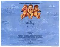 A Wedding - 11 x 14 Movie Poster - Style A