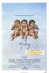 A Wedding - 27 x 40 Movie Poster - Style A