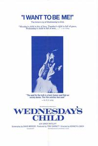 Wednesdays Child - 11 x 17 Movie Poster - Style A