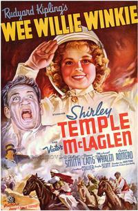 Wee Willie Winkie - 27 x 40 Movie Poster - Style B