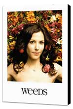 Weeds (TV) - 11 x 17 TV Poster - Style K - Museum Wrapped Canvas
