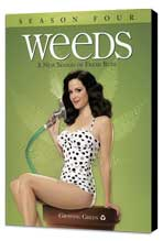 Weeds (TV) - 11 x 17 TV Poster - Style N - Museum Wrapped Canvas