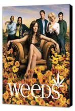 Weeds (TV) - 27 x 40 TV Poster - Style A - Museum Wrapped Canvas